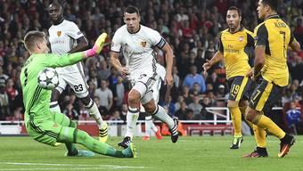 Arsenal - Basel