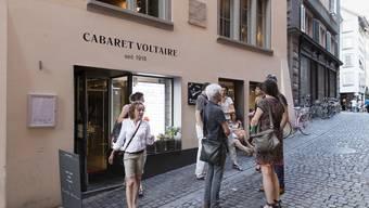 Ursprung von Dada: Cabaret Voltaire
