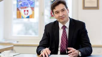 «Ich kann nicht nachvollziehen wie die Regierung angesichts dieser von uns klar dargelegten Gesprächsbereitschaft zu solchen Schlüssen oder Formulierungen kommen kann», meint François Scheidegger. (Archiv)