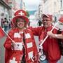 Auch dieses Jahr können Schweizer Fussballfans an Public Viewings in Dietikon und Urdorf auf ein Weiterkommen der Nati hoffen.
