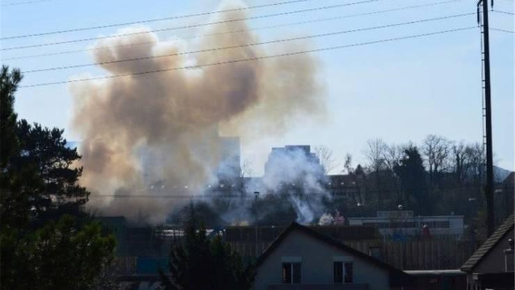 Vorwürfe an die Thommen AG: Explosionen und Luftverschmutzung.