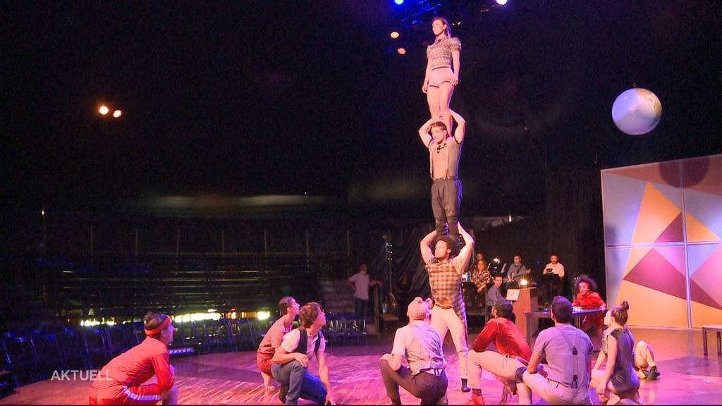 Neues Programm: Circus Monti startet nach Pandemiepause in die neue Saison