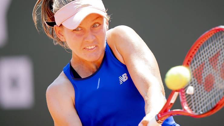 Fiona Ferro feiert in Lausanne ersten Turniersieg und besiegt erst zum zweiten Mal eine Top-50-Gegnerin