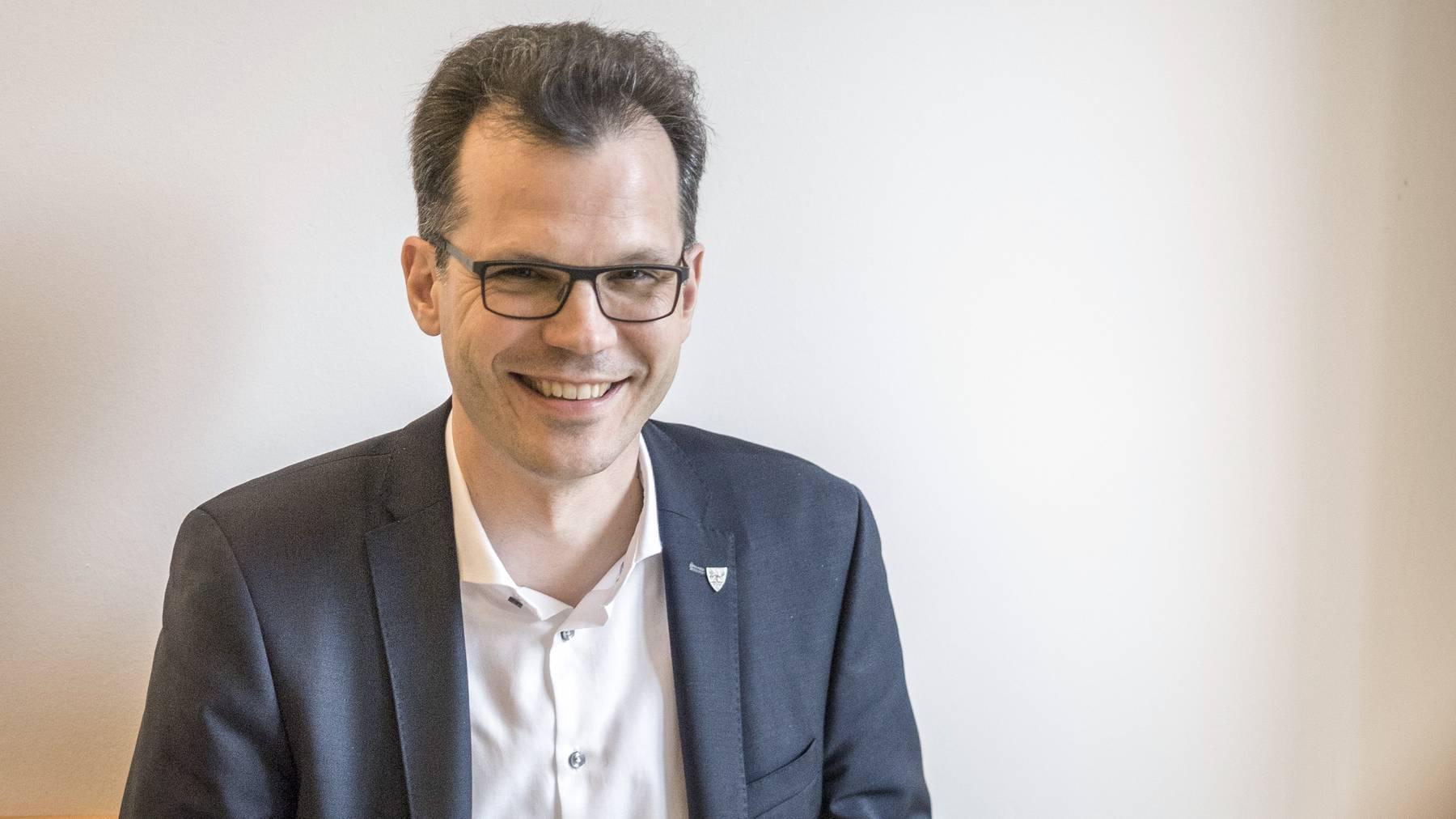 Dominik Diezi, Stadtpräsident von Arbon