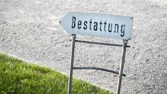 Die Bestattungsmesse in Luzern zeigte Angebote rund um den Tod. (Symbolbild)