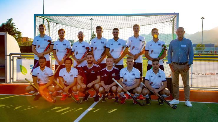 Teamfoto HCO Saison 19/20