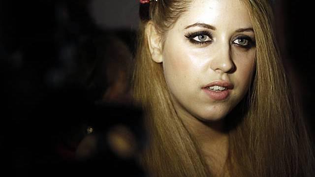 It-Girl Peaches Geldof in Cannes