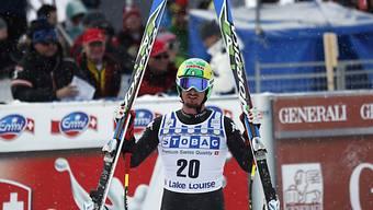 Dominik Paris siegte in der Abfahrt von Lake Louise