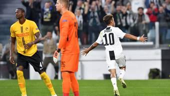 Champions League: Juventus Turin – Young Boys; 2. Oktober 2018