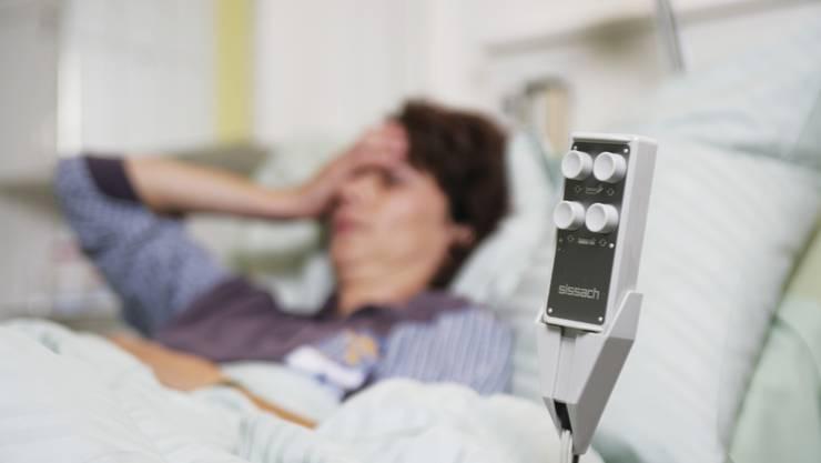 In den Spitälern gehen die Krebsmedikamente aus (Symbolbild)