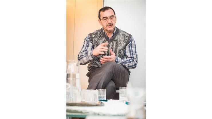 Cengiz Yükseldi lebt seit einem Vierteljahrhundert in Dietikon.
