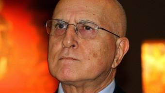 Der griechische Präsidentschaftskandidat Stavros Dimas (Archivbild)