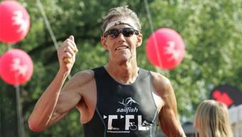 Jürg Mallepell sieht den Ironman am Sonntag als Standortbestimmung. zvg