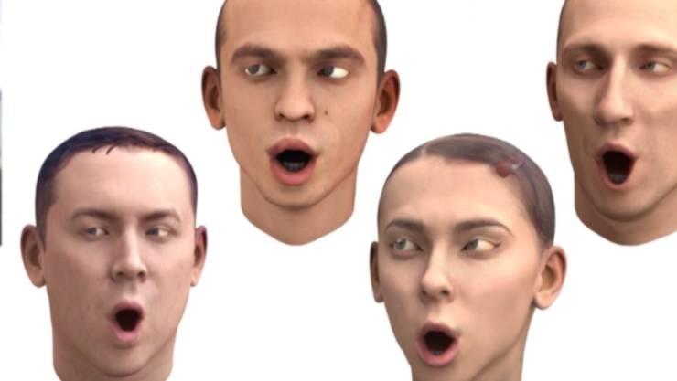 Dank einer neuen Software kann man zum Beispiel seinen eigenen Chor von 3D-Avataren animieren. (Bild: Handout)