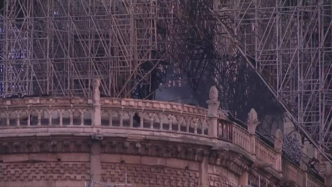 Notre-Dame: So sieht sie nach dem Brand aus