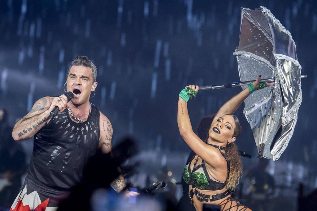Robbie Williams im Letzigrund