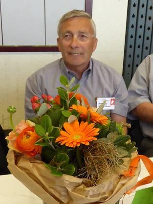Meier Markus aus Büren SO ist der neue Regionalchef Dorneck-Thierstein.