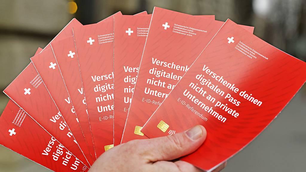 Volk kann über digitalen Pass abstimmen