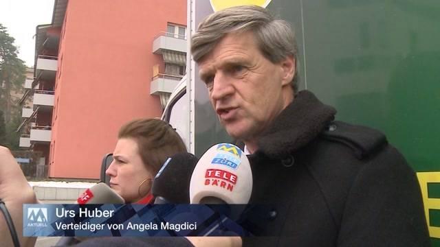 Angela Magdici muss nicht ins Gefängnis