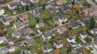 Der SVP-Zentralvorstand will Hauskäufer steuerlich entlasten (Symbolbild)