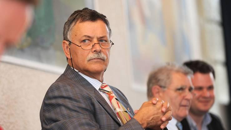 Der ehemalige Landratspräsident Peter Holinger wurde 59 Jahre alt.