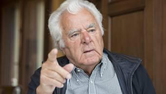 Kritisiert die heutige ABB- Führung hart: Edwin Somm, jahrzehntelan- ger Mitarbeiter und Chef von BBC und ABB.