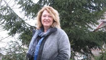 Elisabeth Giudici freut sich auf ihre Pension. Christine Wullschleger