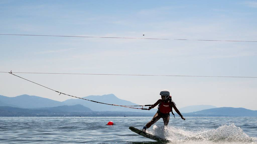 Romanshorn will einen Wakeboard-Lift