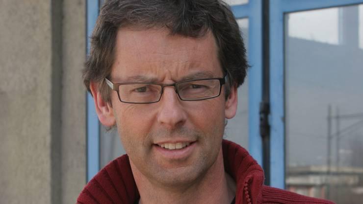 Stefan Zehnder Schulpräsident (parteilos)