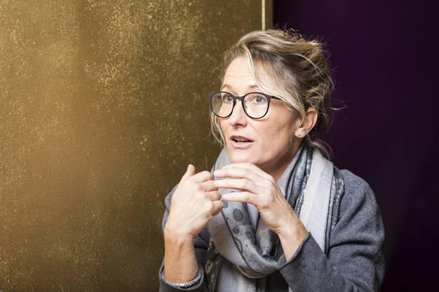 Susanne Hochuli, alt Regierungsrätin Grüne, Reitnau: Gallati kritisierte ihre Asylpolitik, Hochuli kritisierte seine politische Position - sie bezeichnete ihn aber als geeigneten Gesundheitsdirektor.