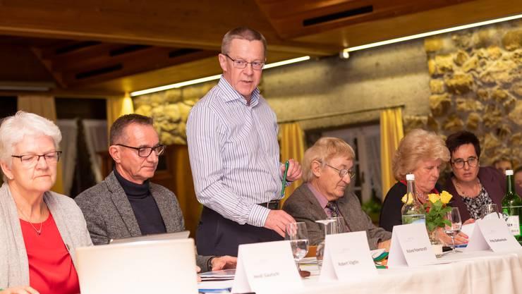 Trotz budgetiertem Verlust: Beim Aargauischen Tennisverband überwiegen die positiven Nachrichten