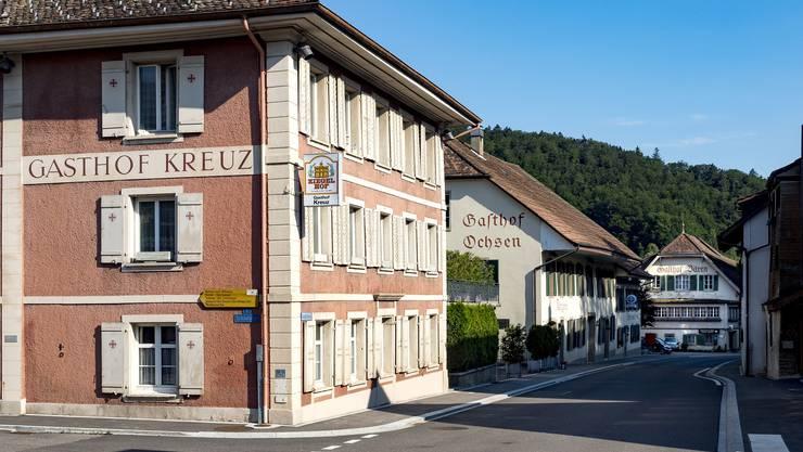 Im entlegensten Dorf des Baselbiets herrscht die grösste Restaurantdichte.
