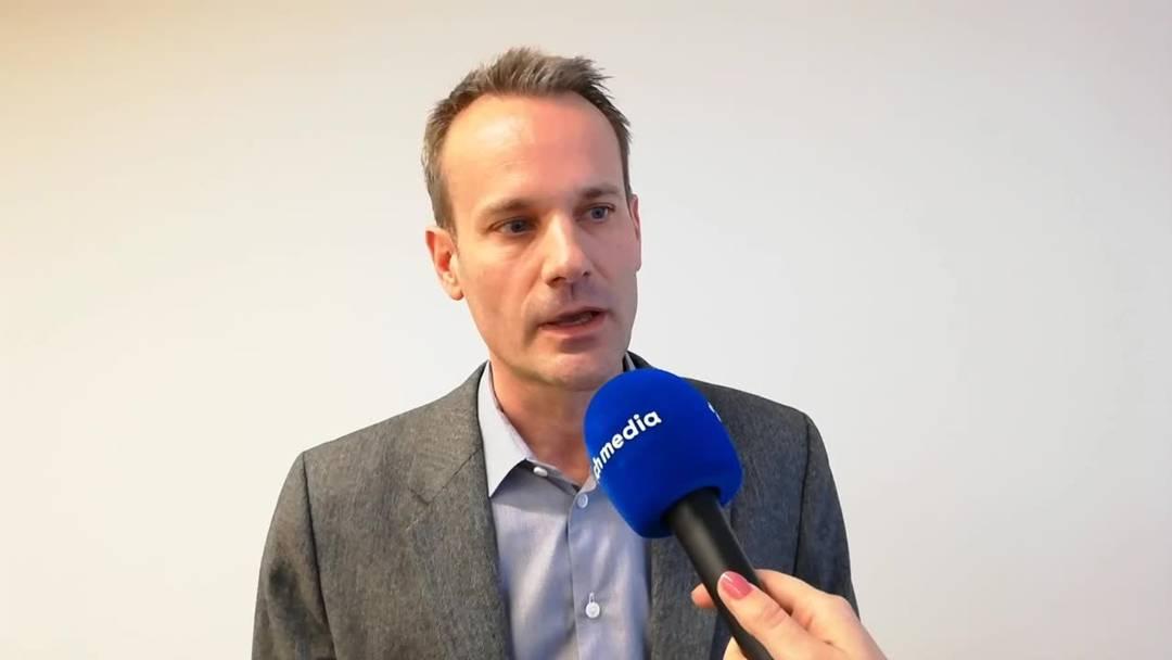 Der Solothurner Kantonsarzt Lukas Fenner zum Corona-Virus: «Bei Anlässen im engen Raum ist die Wahrscheinlichkeit einer Übertragung viel grösser»