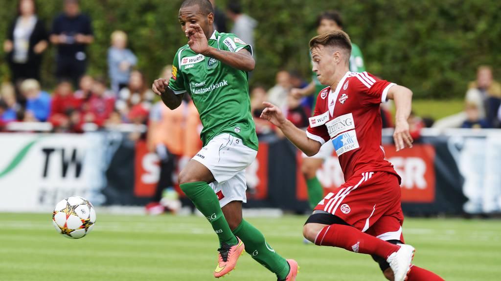 FC Baden vs. FC St. Gallen