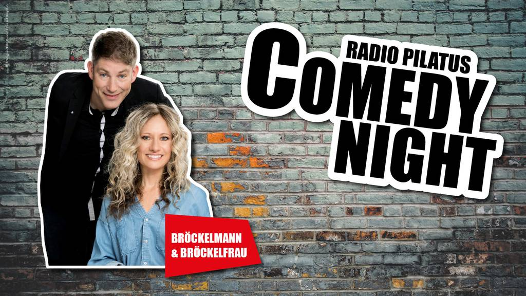 Comedy Night mit Bröckelmann und Bröckelfrau auf unbestimmte Zeit verschoben