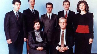 Die syrische Herrscherfamilie Assad