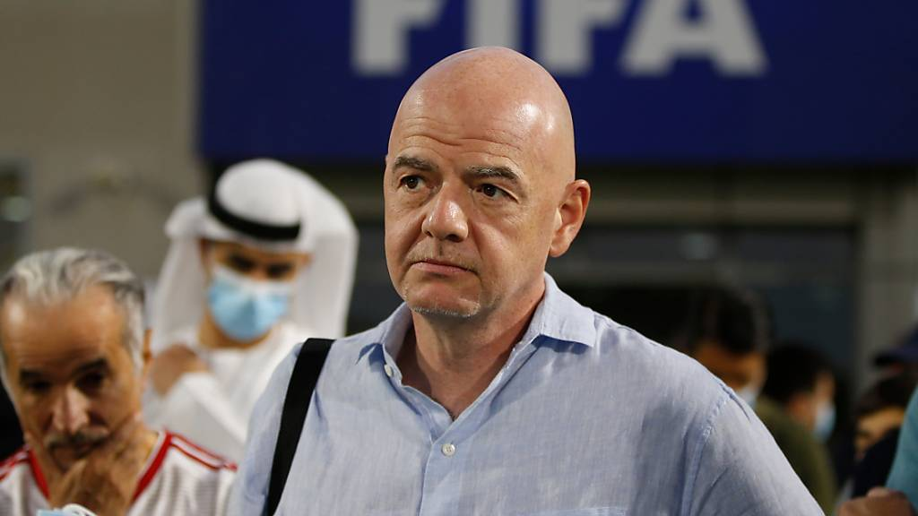 Fifa-Präsident Infantino eckt mit Lob für Saudi-Arabien an