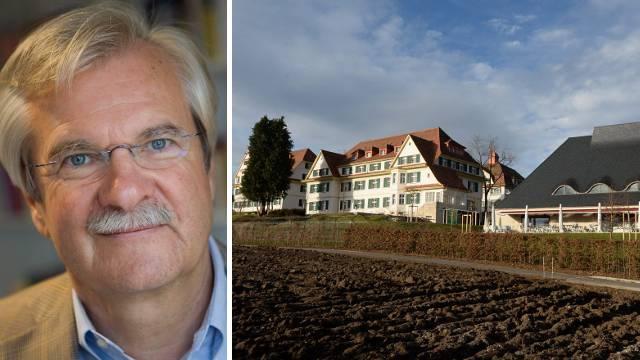 Psychiater Daniel Hell wechselt in die Stiftung Hohenegg und arbeitet ehrenamtlich.