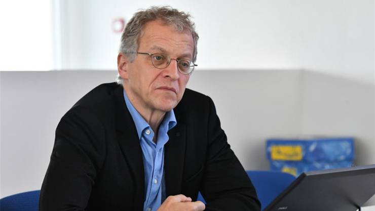 Markus Dietler, Stadtschreiber Olten