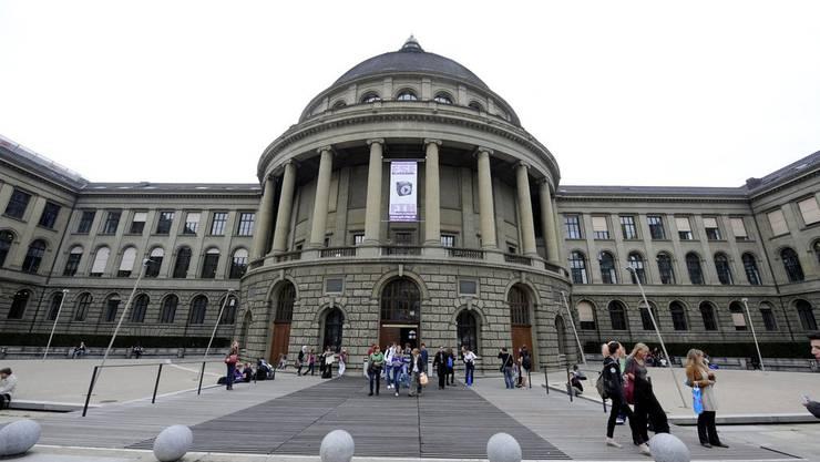 Sogenannte Amok-Schlösser sollen zum Schutz sollen an den Türen der ETH Zürich angebracht werden.