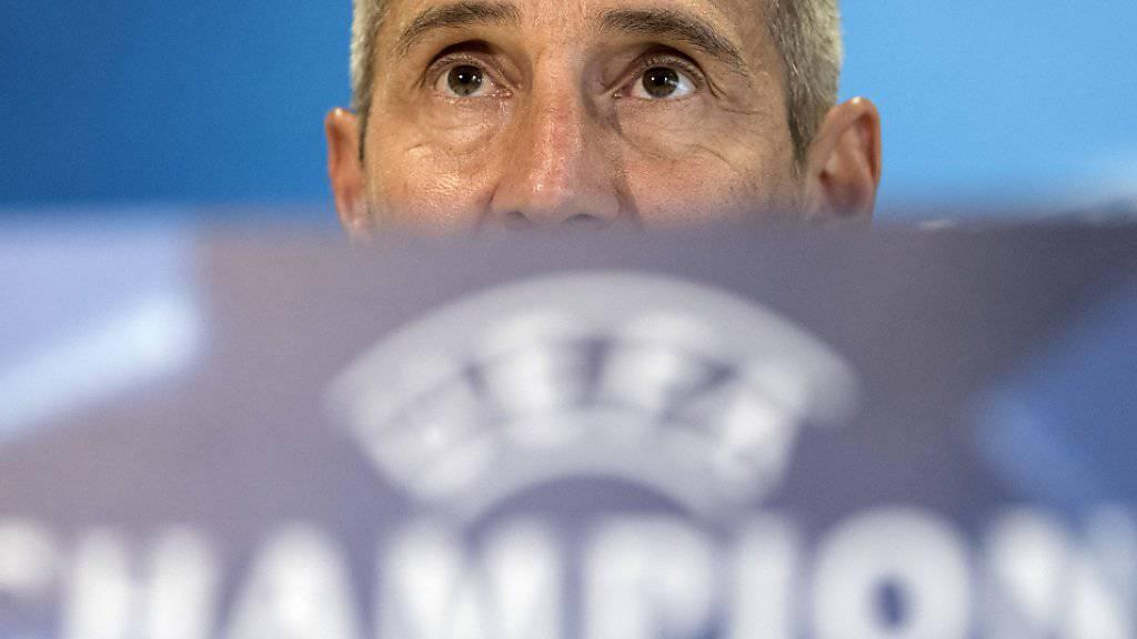 Wie nahe sind die Young Boys und Adi Hütter an der Champions League?