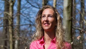 Emilia Hächler mag die Natur – sei es auf der fernen Insel La Palma oder hier im Aargau.