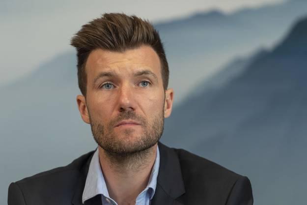 Raphael Wicky: Sein Wunsch war es, in der MLS Trainer zu werden.