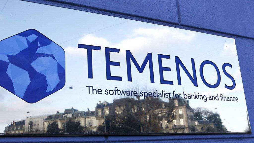 Temenos legt im ersten Quartal weiter zu