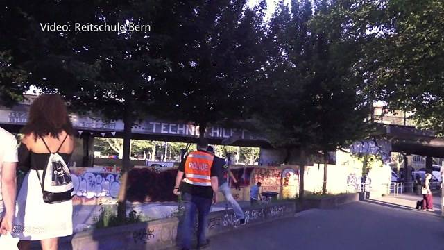 Razzia in Bern