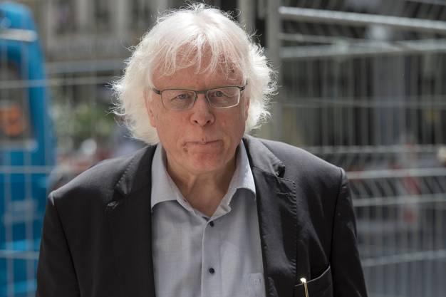 Leichte Kritik an Amherd: Peter Bodenmann, Briger, Ex-SP-Präsident.