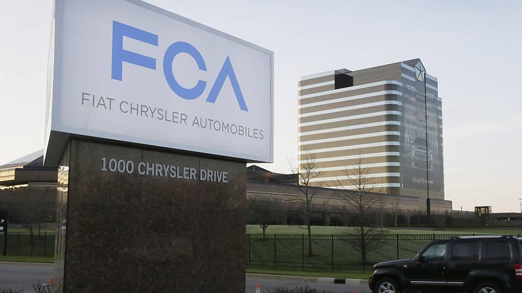 Italien macht Fiat Chrysler Hoffnung auf Staatshilfen