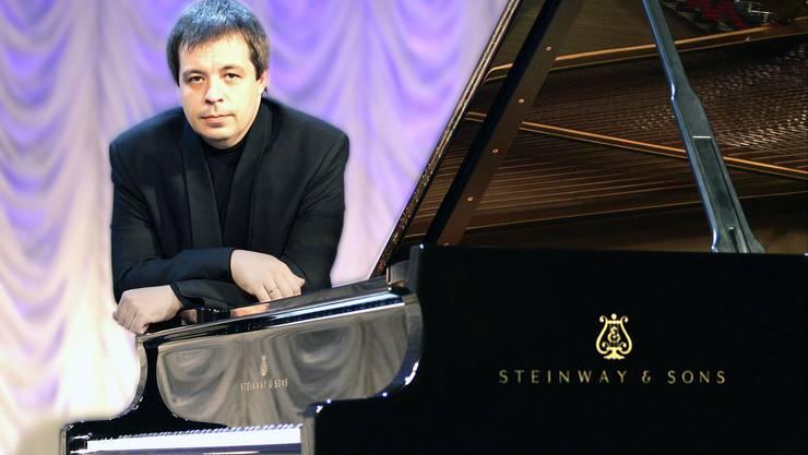 «Ich wusste, der ‹Briefsteller› würde auf der Bühne funktionieren»: Der ukrainische Pianist Alexey Botvinov.