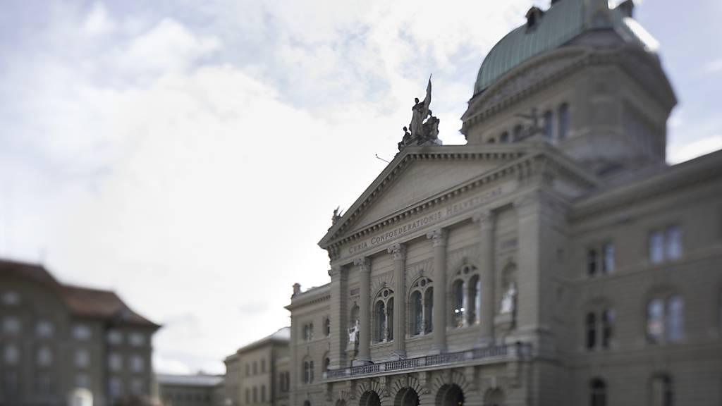 Wettbewerb: Zeitgenössische Kunst für Nordfassade des Bundeshauses