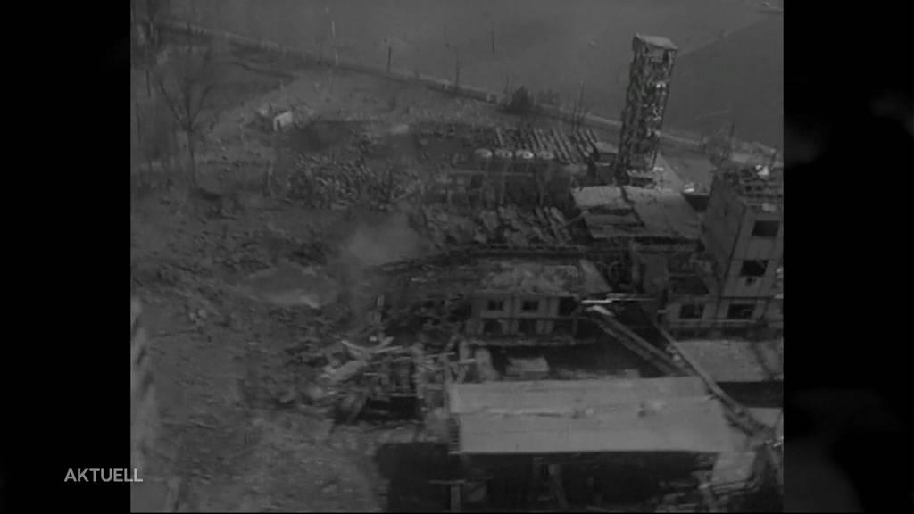 50 Jahre Sprengstoff-Katastrophe Dottikon